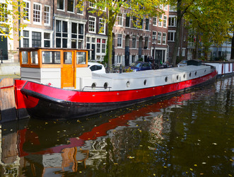 Hercules Seghers - Amsterdam - Canal area, center