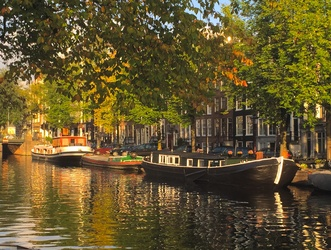 Houseboat Trijntje Amsterdam Centre - Amsterdam - City Centre Triple A