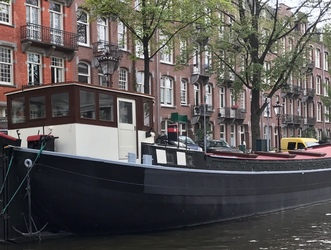 Boutique Houseboat Johanna - Amsterdam - 200 m from Amstel