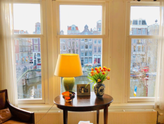 Canal View Bed and Breakfast - Amsterdam - Dam Square - Canal