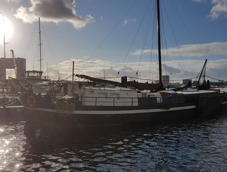 Authentic Sustainable Sailing Ship  - Amsterdam - Amsterdam City