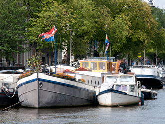 Captain Rob BandB - Amsterdam - On the Amstel River