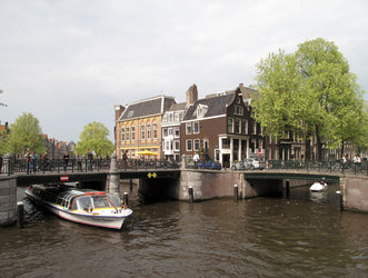 Alta Canal House - Amsterdam - Canal area