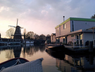 Minties Houseboat B&B - Amsterdam - West side Centre